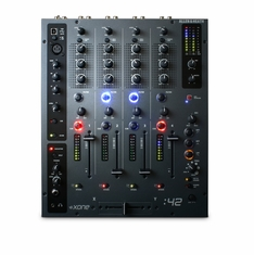 ALLEN & HEATH Xone-42 Professional 4 channel DJ mixer with USB