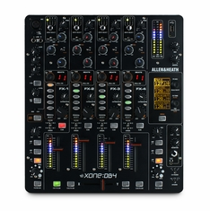 ALLEN & HEATH Xone-DB4 - 4 Channel Digital DJ Mixer with Effects