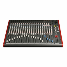 ALLEN & HEATH Zed-24 16 Mono + 4 Stereo live/recording mixer with USB