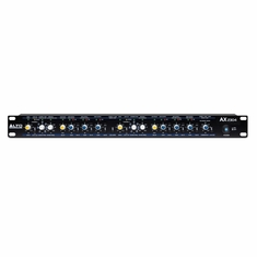ALTO PRO AX2304 PROFESSIONAL HIGH-PRECISION STEREO 2-WAY / 3-WAY / MONO 4-WAY CROSSOVER