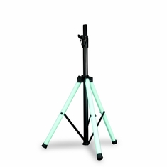 AMERICAN AUDIO CSL100 Color Stand LED speaker stand. 60bs limit. Includes remote