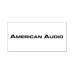 AMERICAN AUDIO SPEAKERS