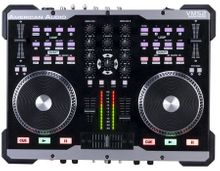 AMERICAN AUDIO VMS2 VMS702 Table Top MIDI Controller /Soundcard with D-Core Technology