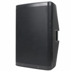"""AMERICAN DJ CPX15A 15"""" Active Speaker, 500W Class D, Bi Amped. 5 M10Flypoints. Stand and monitor mountable. XLR/RCA inputs/ XLR/TRS Thru"""