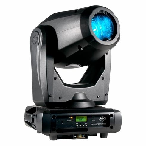 AMERICAN DJ FOCUS SPOT THREE Z High Output 100W LED Moving Head spot with motorized zoom