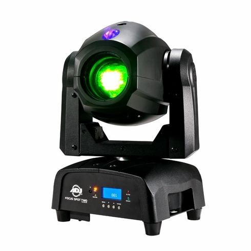 AMERICAN DJ FOCUS SPOT Two high powered 75 watt LED with motorized focus