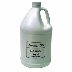 AMERICAN DJ HAZE/GAL 1 gallon juice for Haze Generator. Oil base.