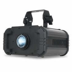 AMERICAN DJ IKON IR Similar to our Ikon Led but now with IR control, high powered 60 watt LED gobo projector with variable beam angle lens options. D size gobo.