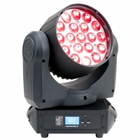 AMERICAN DJ INNO COLOR BEAM Z19 Moving Head Wash with motorized zoom
