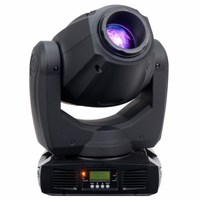 AMERICAN DJ INNO SPOT PRO Moving Head with a bright white 80W LED source
