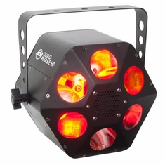 AMERICAN DJ QUAD PHASE HP High output Moonflower effect with 32-Watt Quad-Color LED 4-in-1