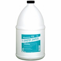 AMERICAN DJ SNOW GAL Snow fluid gallon.