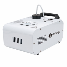 AMERICAN DJ VF VOLCANO Compact vertical fog machine with 6 x 3 watt RGB Leds