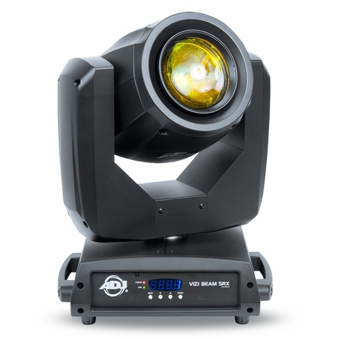 AMERICAN DJ VIZI BEAM 5RX Light weight moving head beam effect with Phillips Platinum 5R lamp