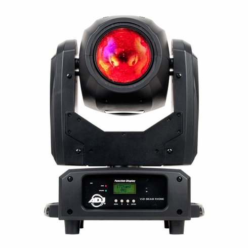 AMERICAN DJ VIZI BEAM RXONE compact and quick moving head with a potent 1R MSD long life lamp