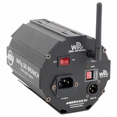AMERICAN DJ WIFLY D6 BRANCH 6 way DMX splitter with the WiFly technology built in