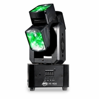 AMERICAN DJ XS 400 Compact axis moving head, DMX, IR control