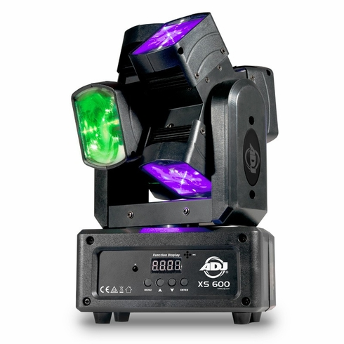 AMERICAN DJ XS 600 Compact dual axis moving head, DMX, IR control
