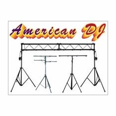 AMERICANDJ TRUSSES AND STANDS