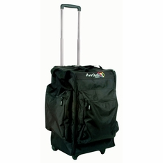 ARRIBA AC-165 Moving Head Style Bag with Wheels & Pull-up Handle