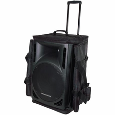 ARRIBA-AS175 - Rolling Speaker Bag w/wheels & handle (ARRIBA-AS175)
