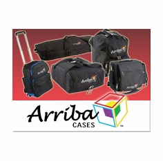 Arriba - Cases Great Lighting Cases And For Other DJ Utilities!
