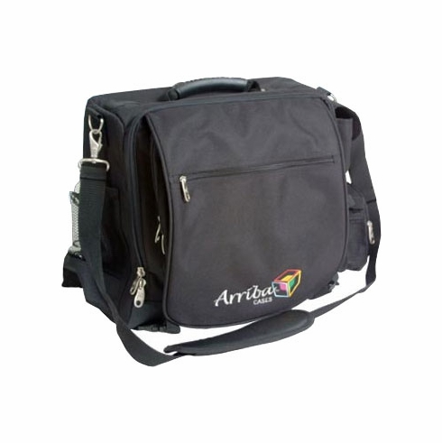 ARRIBA LS-525 Computer Bag with DJ Compartments