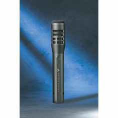 AUDIO-TECHNICA AE5100 Large-diaphragm end-address cardioid condenser instrument microphone