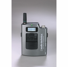AUDIO-TECHNICA AEW-T1000AD 4000/5000 Series UniPak body-pack transmitter, 655.500-680.375 MHz (TV 44-49)