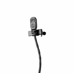 AUDIO-TECHNICA AM3 Ambient omnidirectional condenser lavalier microphone, compatible with M2 & M3 Wireless In-Ear Monitor Systems
