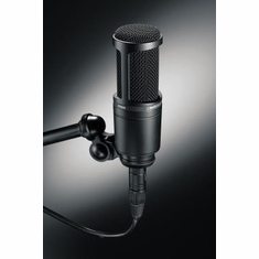 AUDIO-TECHNICA AT2020 Side-address cardioid condenser microphone