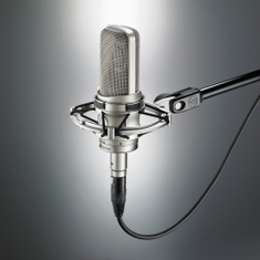 AUDIO-TECHNICA AT4047MP Side-address multi-pattern condenser microphone