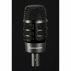 AUDIO-TECHNICA ATM250DE Cardioid condenser and hypercardioid dynamic dual-element instrument microphone