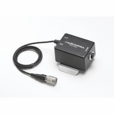 AUDIO-TECHNICA ATW-RCS1 Remote momentary-mute/cough switch with HRS-type input and output connectors for use with Audio-Technica wireless