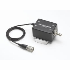 AUDIO-TECHNICA ATW-RMS1 Remote mute switch with HRS-type input and output connectors for use with Audio-Technica wireless