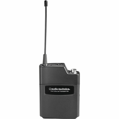AUDIO-TECHNICA ATW-T210AI 2000 Series UniPak body-pack transmitter, 487.125-506.500 MHz (TV 16-20)