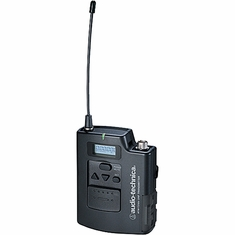 AUDIO-TECHNICA ATW-T310BD 3000 Series UniPak body-pack transmitter, 655.500-680.375 MHz (TV 44-49)