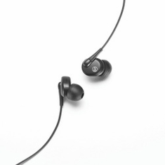 AUDIO-TECHNICA EP3 In-ear dynamic headphones for use with M2 & M3 Wireless In-Ear Monitor Systems