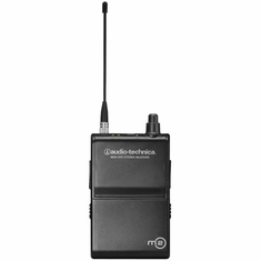 AUDIO-TECHNICA M2RL M2 system body-pack stereo receiver, 575.000-608.000 MHz (TV 31-36)