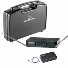 AUDIO-TECHNICA PRO-301-T2 Pro Series 3 Wireless System includes: PRO-R300 receiver and PRO-T301 UniPak transmitter, 169.505 MHz,,