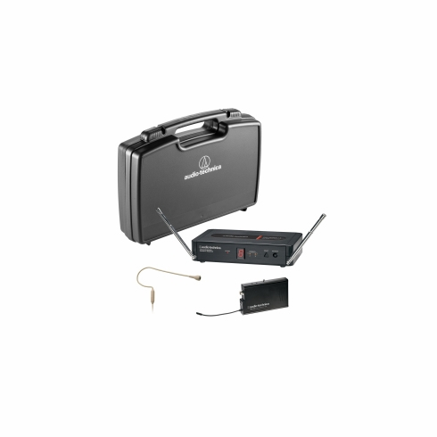 AUDIO-TECHNICA PRO-501/H92-TH Pro Series 5 Wireless System includes: PRO-R500 receiver and PRO-T501 UniPak transmitter with PRO 92cW-TH headworn mic (TV 26-29),,