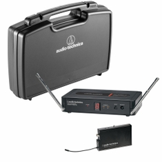 AUDIO-TECHNICA PRO-501 Pro Series 5 Wireless System includes: PRO-R500 receiver and PRO-T501 UniPak transmitter (TV 26-29),,