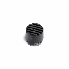 AUDIO-TECHNICA UE-H Hypercardioid microphone element for use on selected UniPoint and Engineered Sound microphones; 100-degree pickup pattern