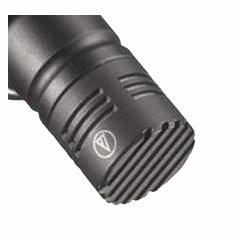 AUDIO-TECHNICA UE-UL UniLine line-cardioid microphone element for use on selected UniPoint microphones; 90-degree pickup pattern