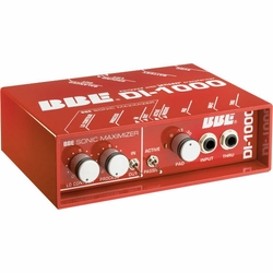 BBE DI-100 ACTIVE/PASSIVE DIRECT INJECT BOX