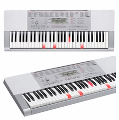 CASIO LK280 - LIGHTEN KEYS KEYBOARD