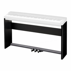 CASIO PRIVIA PAC 1 - Black CS67 Stand & SP32 Pedal Board for Privia PX 130 / 330