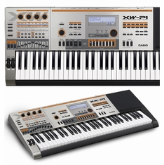 CASIO XW-P1 - PERFORMANCE SYNTHESIZER