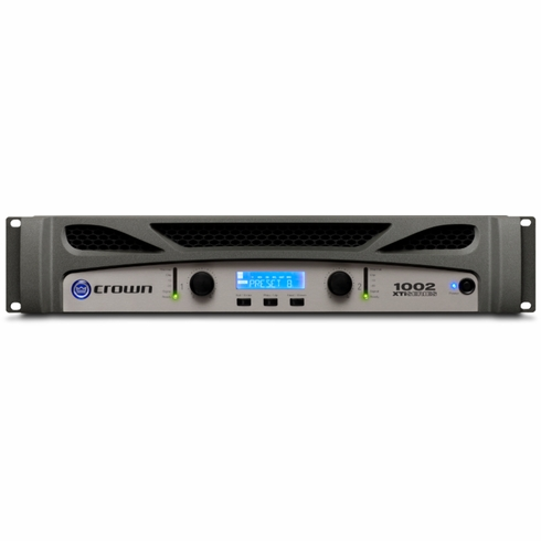 CROWN XTi1002 Two-channel, 500W @ 4? Power Amplifier