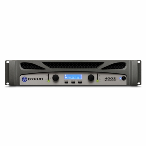 CROWN XTi4002 Two-channel, 1200W @ 4? Power Amplifier